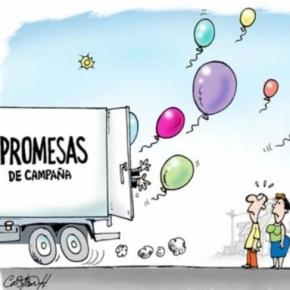 Promesas de campaña by Cristian Hernandez