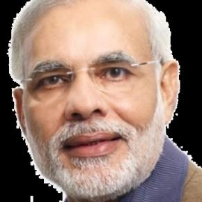 Indian Prime Minister Narendra Modi / Photo via Narendra Modi, Flickr