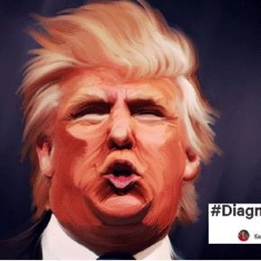 Une pétition assimile Donald Trump à une personnalité narcissique excessive relevant de la psychiatrie