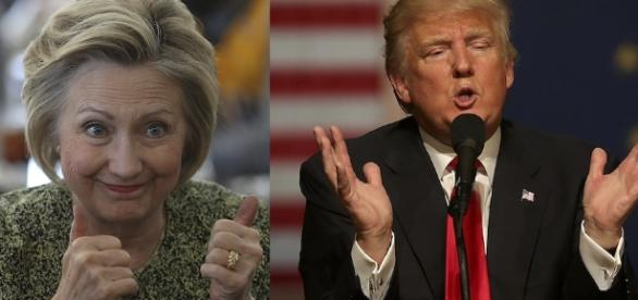 Donald Trump Vs. Hillary Clinton Polls: With Matchup Now Clear ... - inquisitr.com