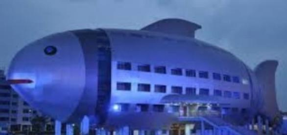 National Fisheries Development Board in Hyderabad, India (courtesy NFDB) Creative Commons