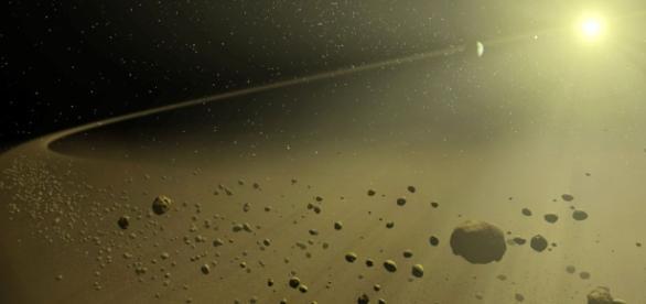 What's Orbiting KIC 8462852 - Shattered Comet or Alien ... - universetoday.com