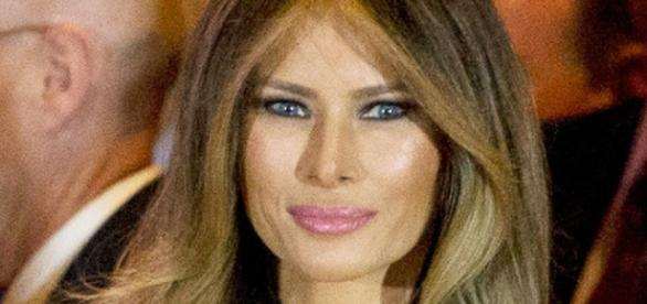 Melania Trump becomes a target of all kinds of rumors this week: Photo: Blasting News Library - hollywoodlife.com