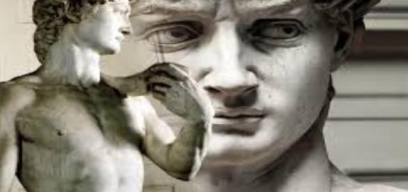 "Michelangelo's ""David"" TheFlorenceDiary.com Creative Commons"