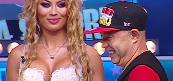 Nicolae Guță în scandal cu actuala lui iubită