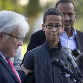 Ahmed Mohamed is coming back to Texas, so he'll have to set his ... - dallasnews.com