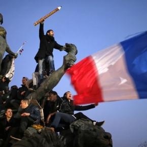 11 janvier 2015 : le monde entier marche à Paris