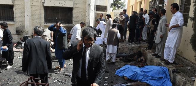Condena internacional por el atentado terrorista ocurrido en Pakistan