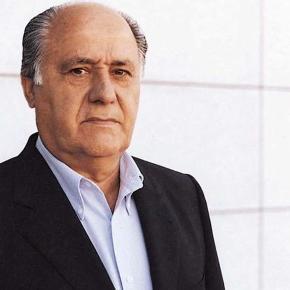 Amancio Ortega, fondateur d'Inditex