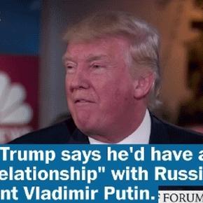 Contrairement à Obama, Donald Tromp aura de bonnes relations (au golf, au casino ?) avec Vladimir Poutine