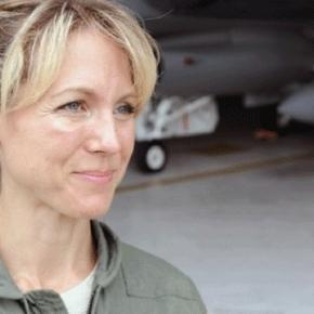 Heather Penney est passée major dix ans après le 11 sept. 2001 (photo PR National Guard - U.S. of A.)