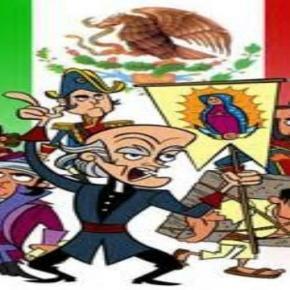 Los mexicanos hacen de la historia un conflicto