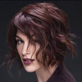 Tagli moderni capelli ricci