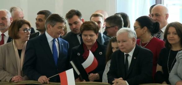 Joachim Brudziński nie stał blisko lidera PiS w 2014 roku