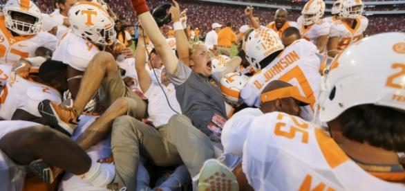 SEC Unbiased: Tennessee's luck keeping Vols winning — for now ... - tnjn.com