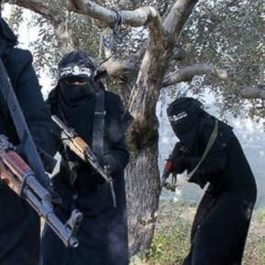 All-Female ISIS Brigade Cracks Down on Women in Raqqa - ABC News - go.com