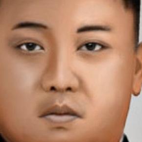 Dear leader: A sketch of Kim Jong-Un. Courtesy: Wikimedia Commons