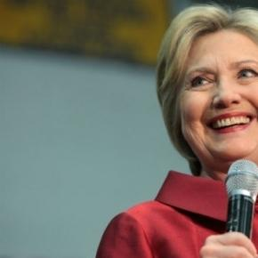 Democratic presidential nominee Hillary Clinton / Photo via Gage Skidmore, Flickr.com