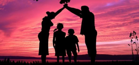 La familia es solo...¿papá y mamá?