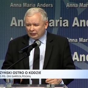 Czy Kaczyński przestanie chronić rosyjskich szpiegów, powołując komisję śledczą w sprawie reprywatyzacji?