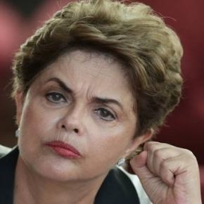 Dilma chateada revela o motivo da ausência na posse de Carmem Lúcia