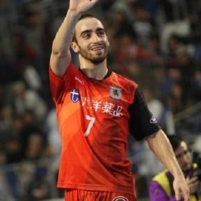 Ricardinho é a grande figura da seleção portuguesa