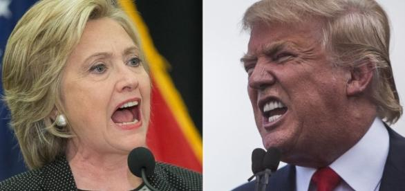 Ni Trump ni Hillary Clinton ne se ménagent. En débat télévisé, cela sera-t-il tonitruant ?