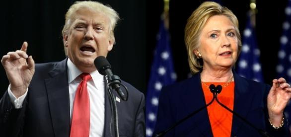Trump and Clinton - businessinsider.com