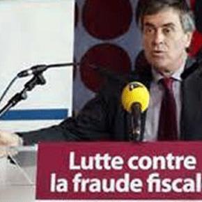 Jérôme Cahuzac, en novembre 2012, luttait contre l'évasion fiscale, muni d'un compte à Singapour