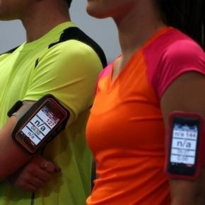 Tecnologia Wearable é uma tendência entre aqueles que praticam desporto.