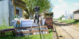 Pueblos a la Mesa es un documental que narra las historias de cada pueblo en primera persona