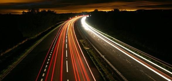 """A4 to pierwsza ukończona polska autostrada od """"granicy do granicy""""."""