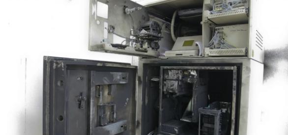 Caixa multibanco em Embra, Marinha Grande, foi assaltada esta madrugada.