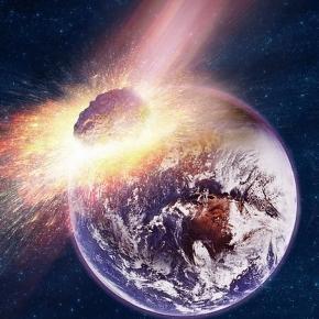 Impactul unui asteroid cu Pamantul este catastrofal
