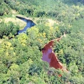 Pipeline Spill Triggers Supplier 'Red Alert' in Alabama, Georgia - ecowatch.com