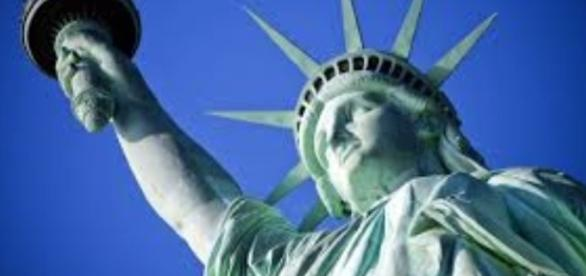 Bartholdi's Statue of Liberty (detail) youtube.com Creative Commons