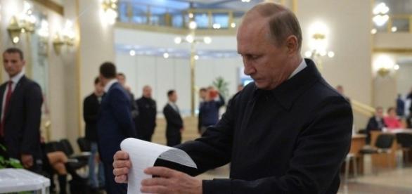 Le président Poutine est en position idéale pour les présidentielles de 2018 en Russie