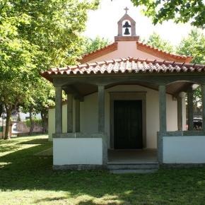 Capela de Santa Tecla - Lugar de Guilheta, S. Paio de Antas