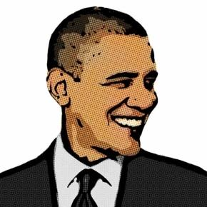 Image of Barack Obama - http://www.publicdomainpictures.net/view-image.php?image=11935&picture=barack-obama-45