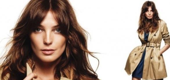Most glamorous Canadian fashion models - fashiongoog.com/top-female-canadian-models