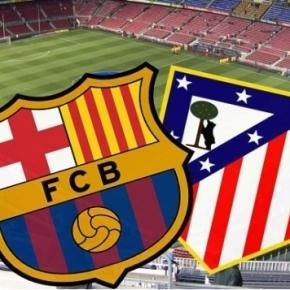 Camp Nou recebe o grande duelo entre o Barcelona e o Atlético de Madrid