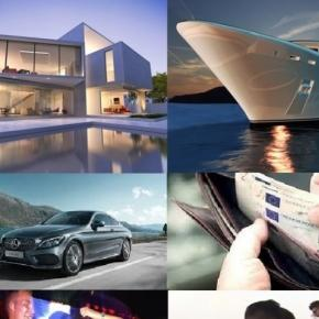 Haus, Auto, Geld, Party, etc. so stellen sich die Wohlstandseinwanderer Deutschland vor