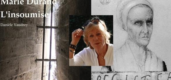 Marie Durand, l'insoumise, est le douzième ouvrage de Danièle Vaudrey
