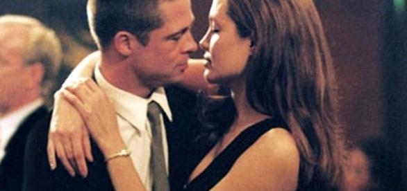 Sr. y Sra. Smith' el origen del romance de Angelina Jolie y Brad Pitt - europapress.es