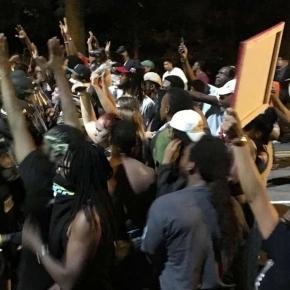 Violent protests erupt over latest fatal US police shooting of a ... - scmp.com