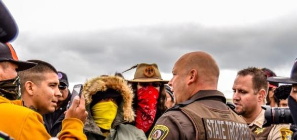 Federal Judge Dissolves DAPL's Injunction Against Water Protectors ... - sacredstonecamp.org