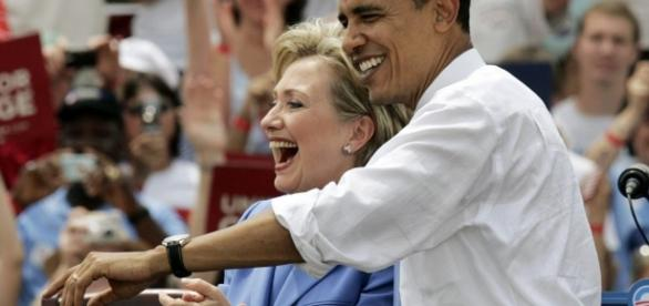 Obama to tell foe-to-friend story at Hillary Clinton event | PBS ... - pbs.org