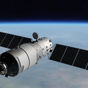 La Station spatiale chinoise risque de mal finir