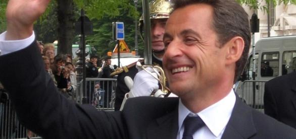 Président Nicolas Sarkozy - CC BY