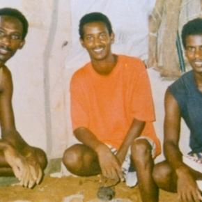 In this undated photo, we see three young men who have since spent over 22 years of their lives in prison / Photo permission received via JW.org